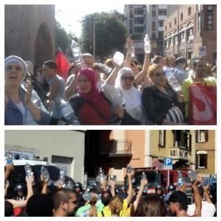 I Consiglieri di Coalizione Civica in solidarietà alle famiglie sotto sgombero in Mura di Porta Galliera