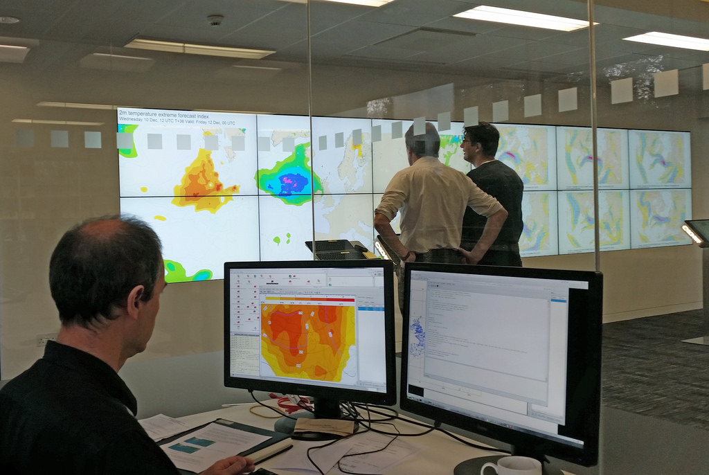 Bologna candidata per ospitare il centro di calcolo del Centro Europeo per le Previsioni Meteorologiche a Medio Termine