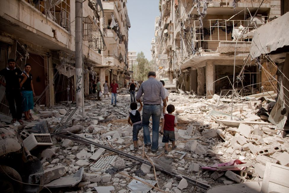 Bologna per Aleppo, Bologna città rifugio