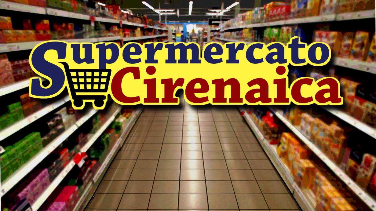 """Video """"Supermercato Cirenaica"""""""
