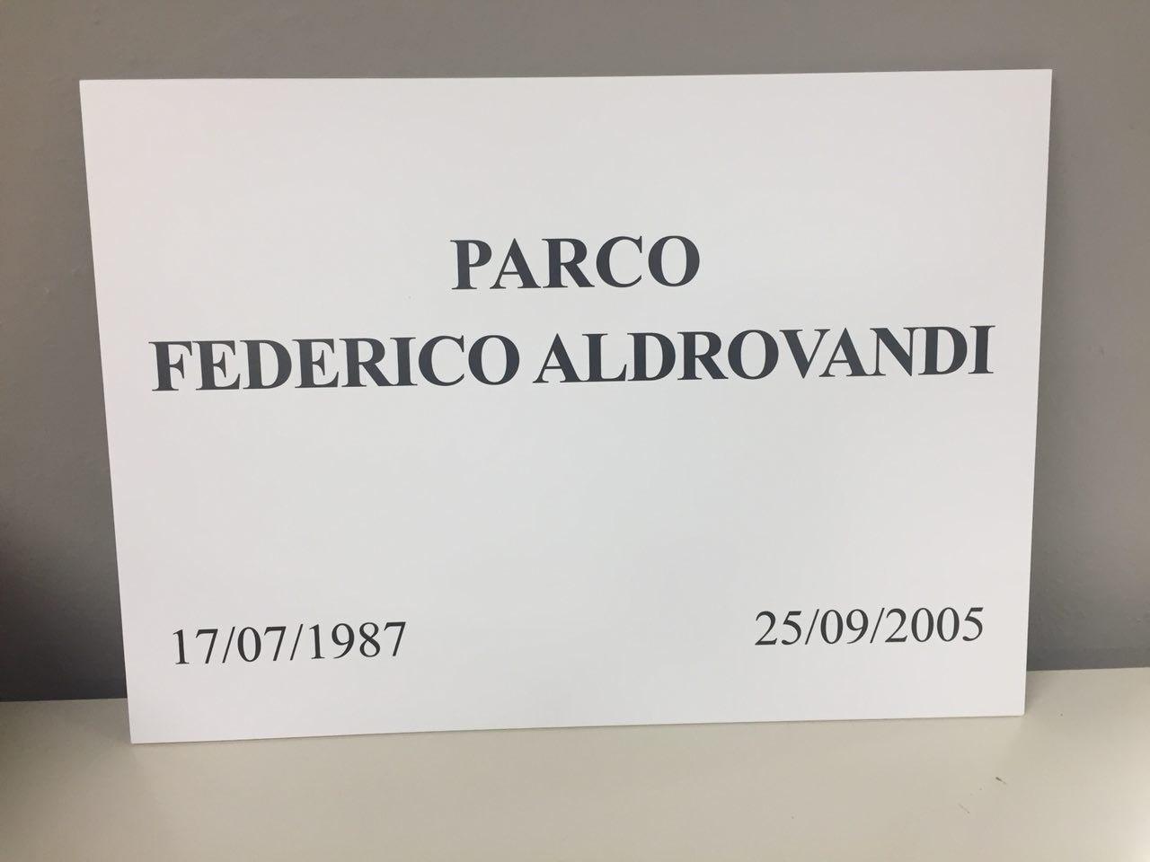 Domenica intitoleremo il parco ai prati di Caprara a Federico Aldrovandi