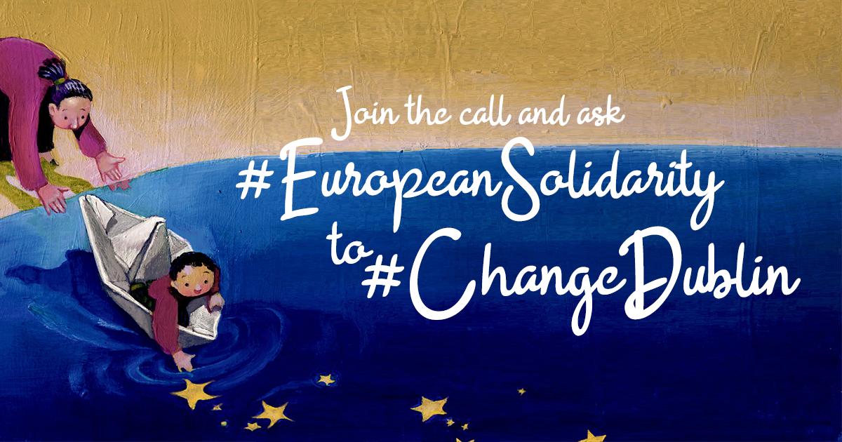 #EuropeanSolidarity: Un'altra Europa c'è già, un'Europa che accoglie, aperta e solidale