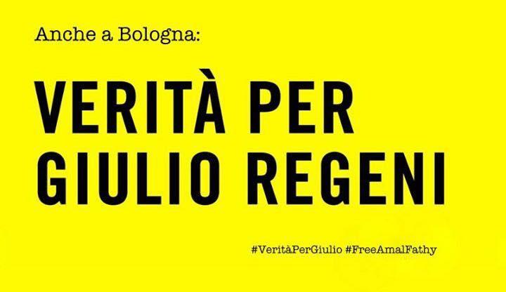 Approvato l'ordine del giorno di Coalizione Civica Bologna che chiede un impegno nella ricerca di verità e giustizia per Giulio Regeni