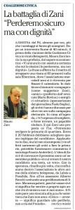 Repubblica Bologna su Coalizione Civica