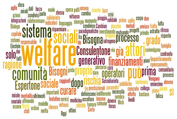 Tavolo #welfare: appuntamento martedì 09-02-16