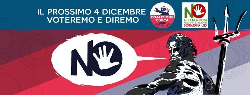 Bologna dice NO