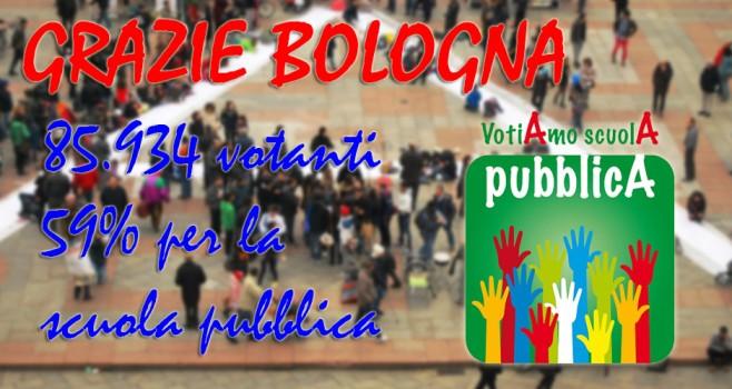 La bella partecipazione di Merola (ovvero come prendere in giro la cittadinanza dal referendum scuola alla vicenda del passante di mezzo)