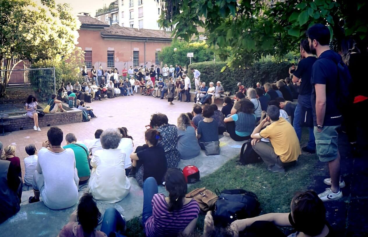 Ieri abbiamo fatto un altro passo come Coalizione Civica Bologna #tuttinsieme.