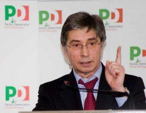 Vasco Errani dimissionario durante il suo terzo mandato regionale