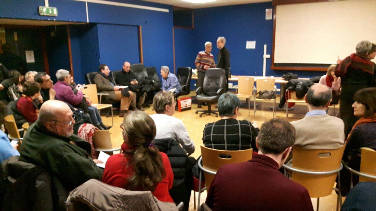 Biblioteche, decine di cittadine e cittadine all'iniziativa di Coalizione Civica