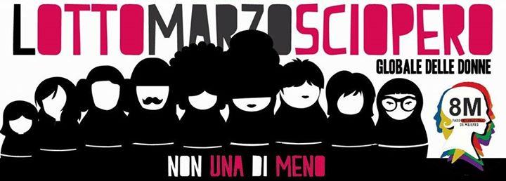 Quest'anno #LottoMarzo è sciopero globale. Partecipiamo libere ed autodeterminate a Bologna
