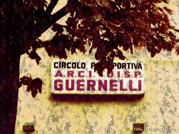Arci Guernelli: rappresentazione di un disastro voluto