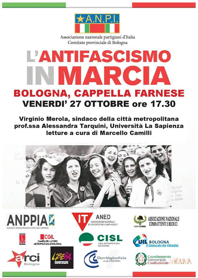 L'Antifascismo in Marcia