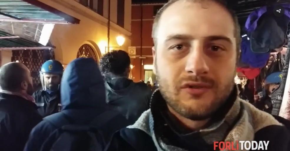 Aggressione a Forlì: il fascismo è un reato. La nostra solidarietà a Gianni Cotugno