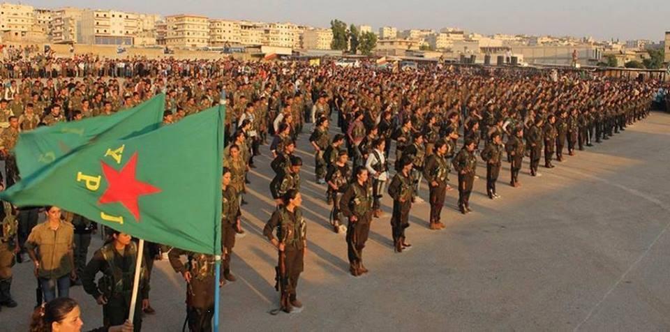 Bologna al presidio contro l'invasione turca del Rojava. Anche il Comune faccia sentire la sua voce