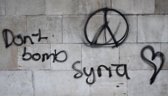 No a nuove azioni militari in Siria