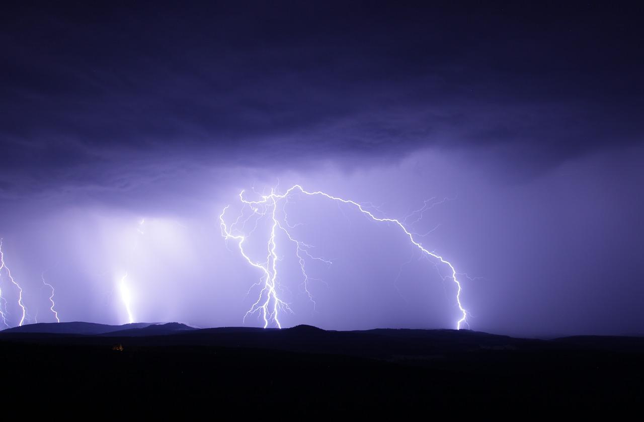 Violenza dei fenomeni meteo e cambiamenti climatici prodotti dall'uomo