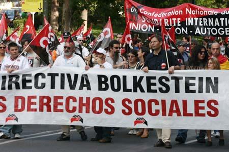 Direttiva Bolkestein: fermare la Procedura UE di Notifica preventiva sui Servizi Pubblici Locali