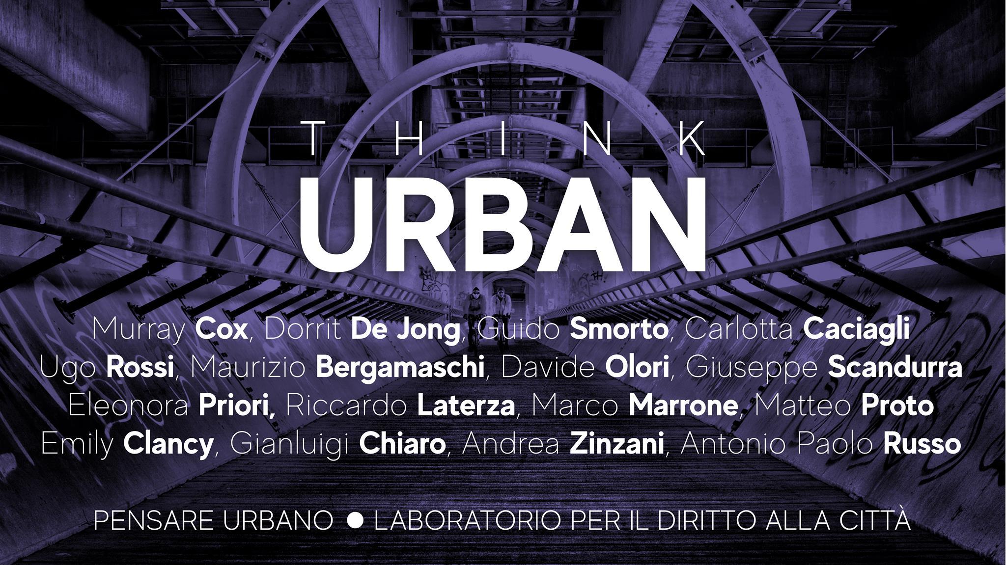 Think Urban! Ripensare la città