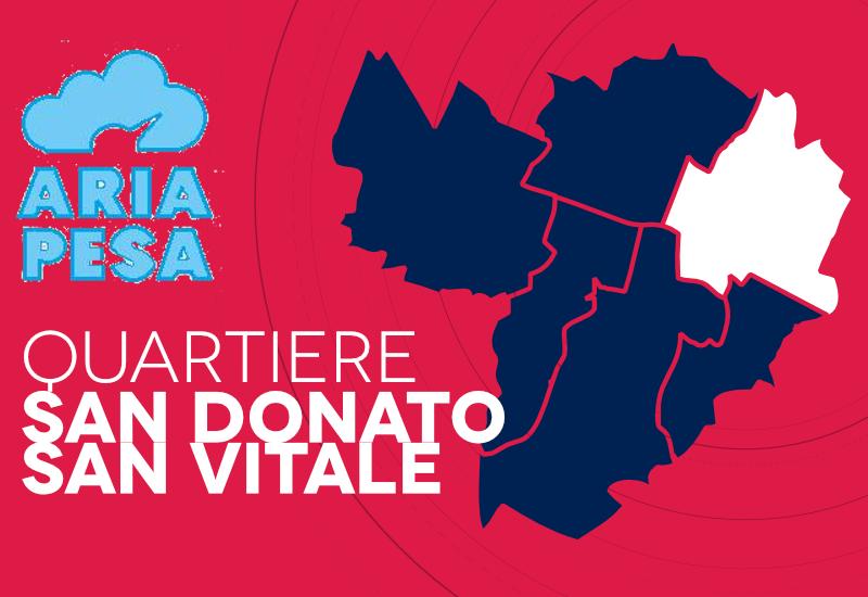 Aria Pesa nelle scuole di San Donato-San Vitale. Cosa possono fare i quartieri