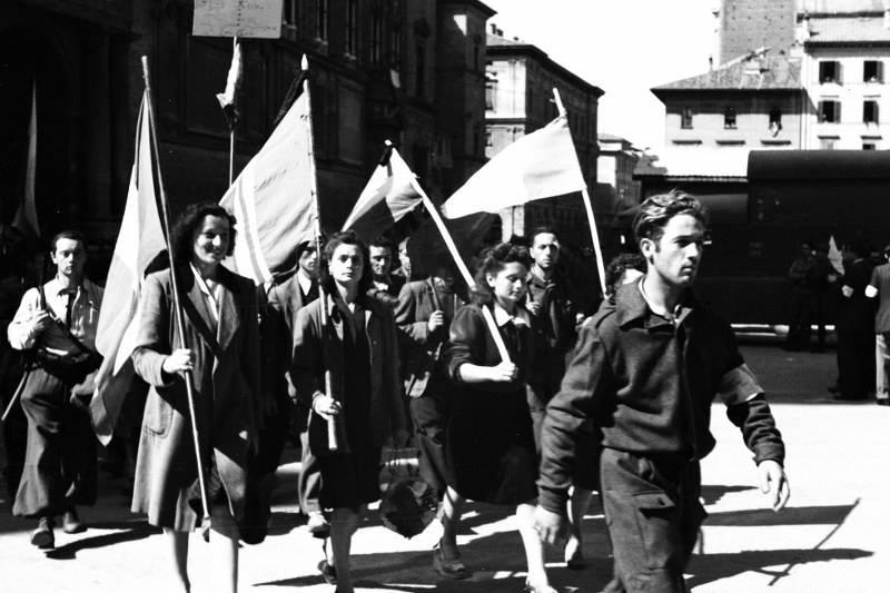 21 Aprile: Bologna è libera