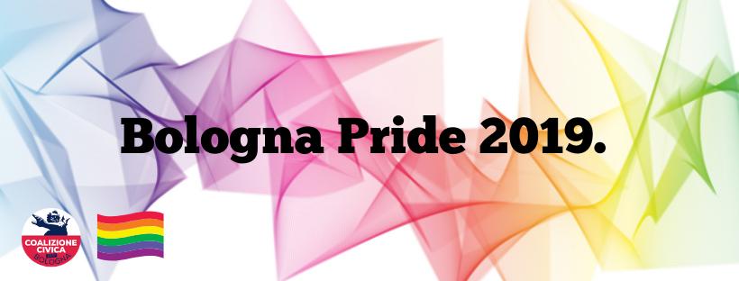 Partecipiamo al Pride 2019