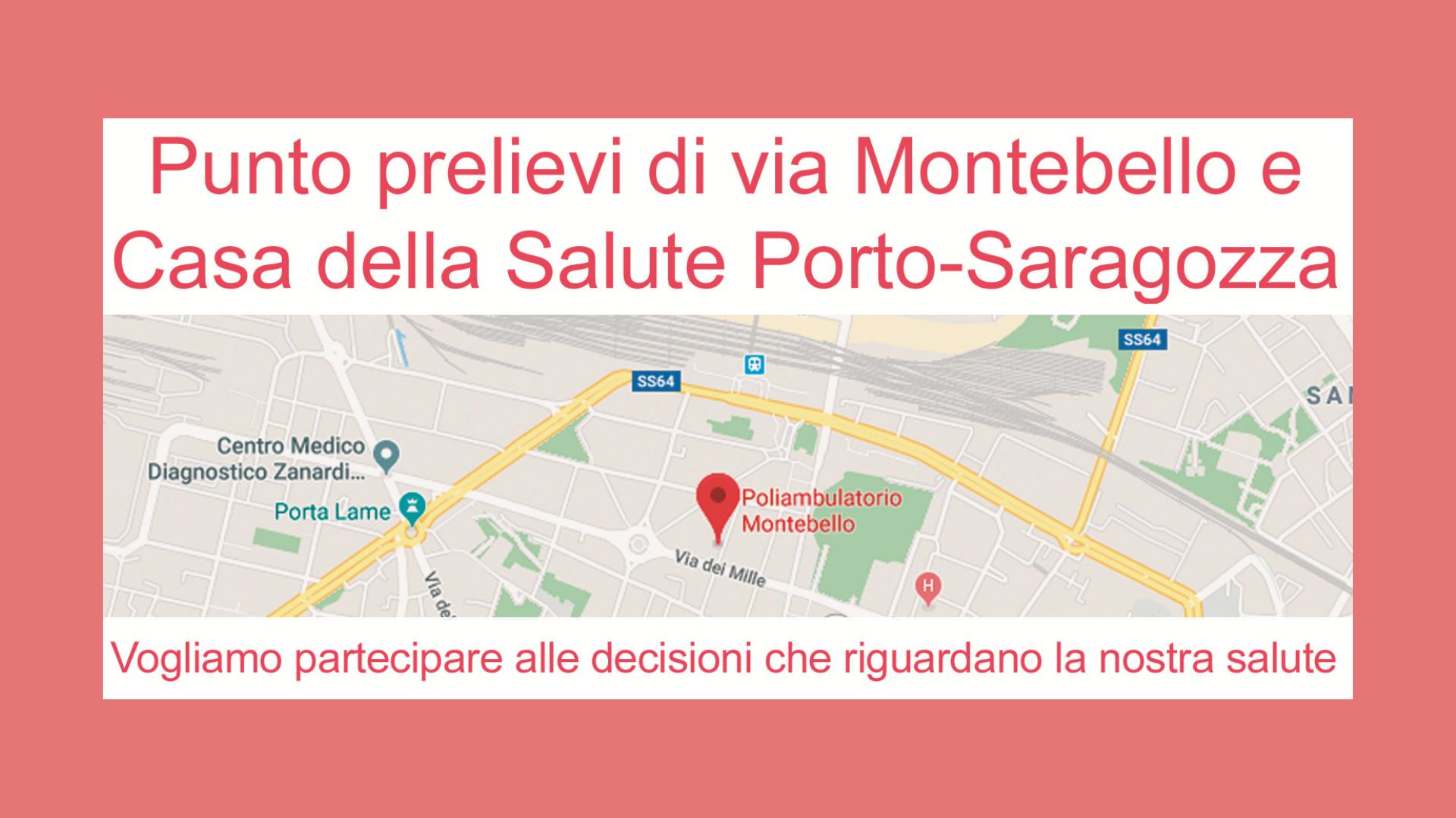 Consiglio aperto su Casa della Salute del Quartiere Porto-Saragozza e poliambulatorio Montebello