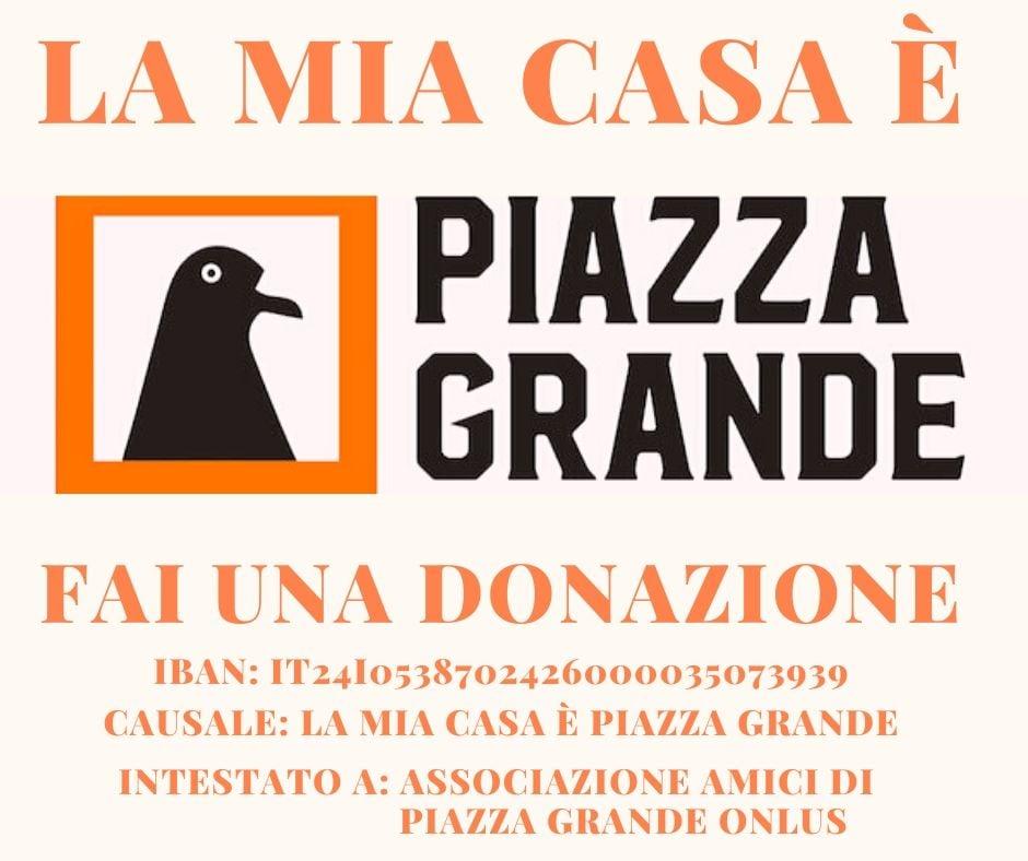 Aiutiamo Piazza Grande