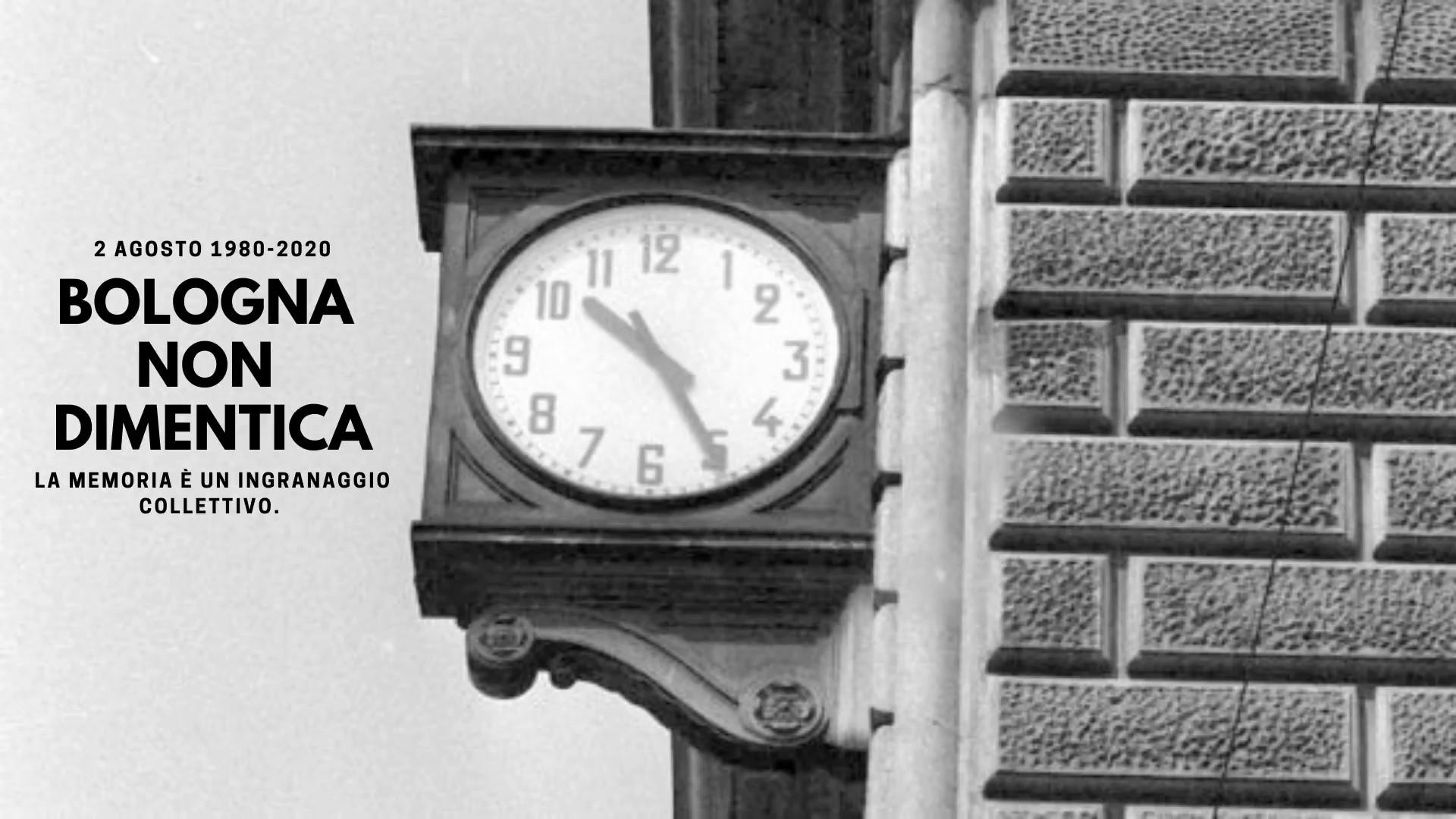 40° Anniversario della strage alla stazione: Il nostro impegno per la memoria