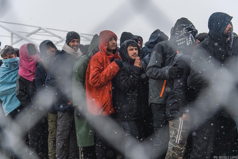 Migranti ai confini d'Europa: apriamo corridoi umanitari