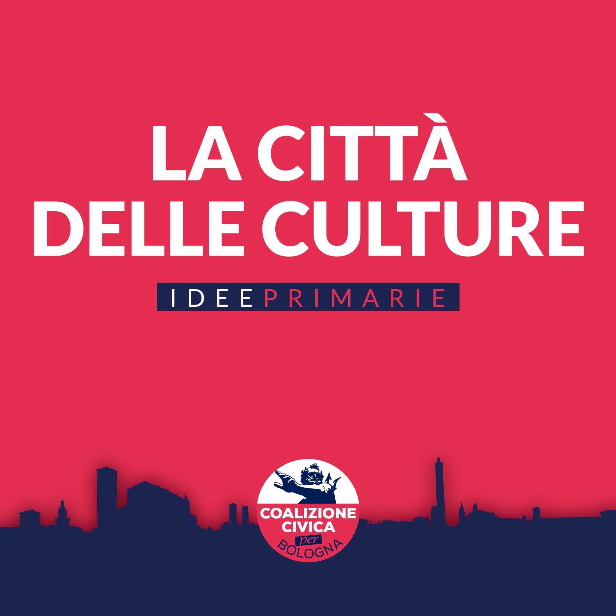 Idee primarie: la città delle culture