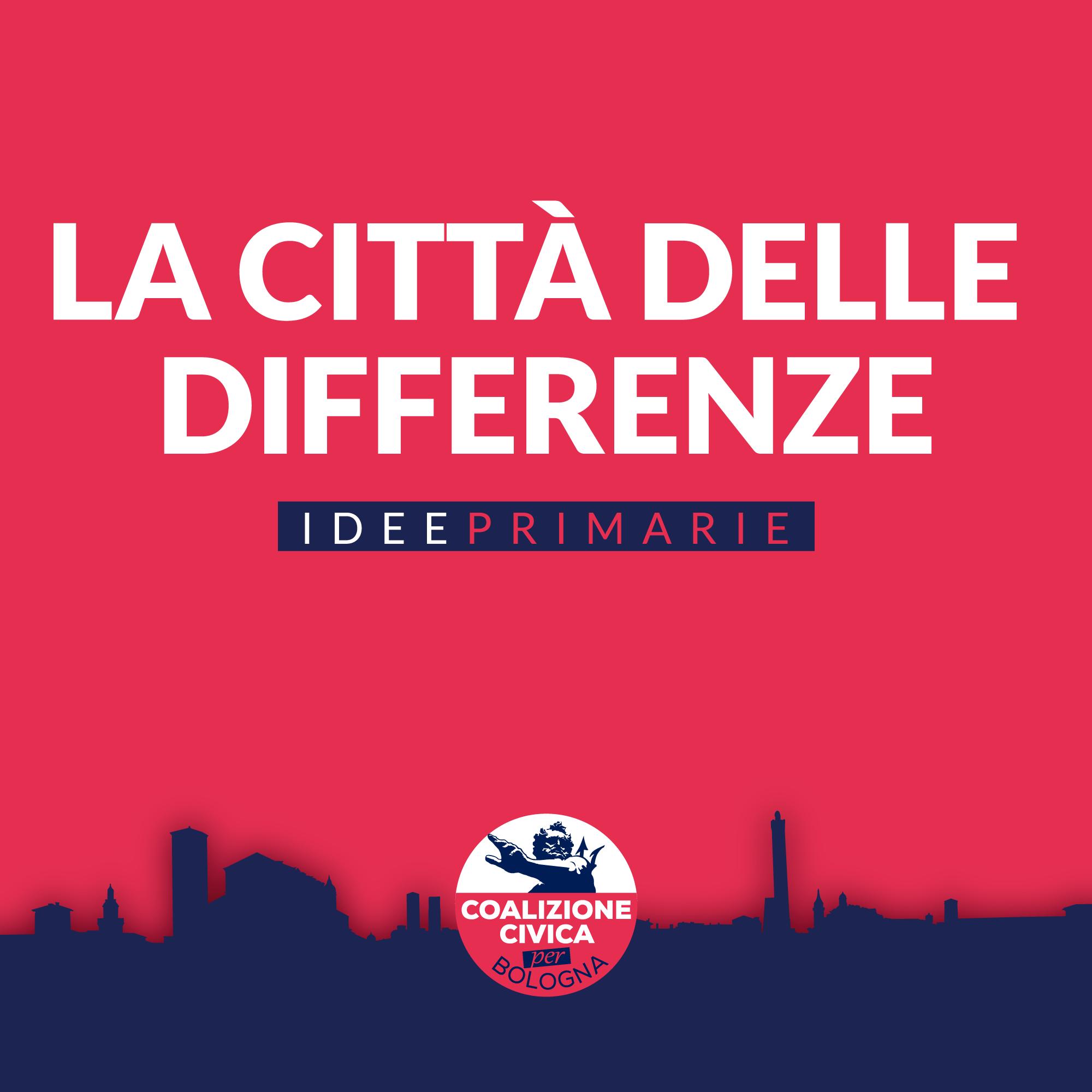 Idee primarie: la città delle differenze