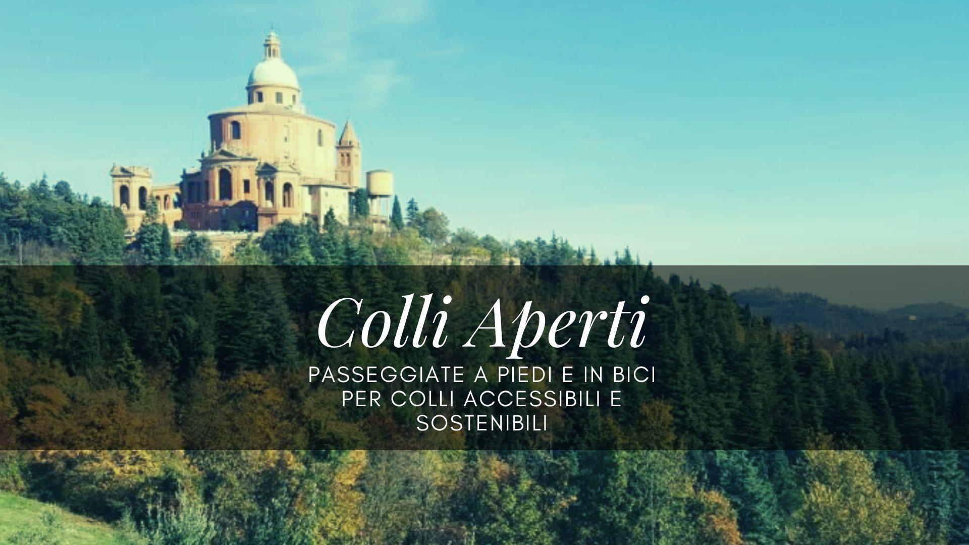 Colli aperti – Un manifesto per l'accessibilità dei colli di Bologna