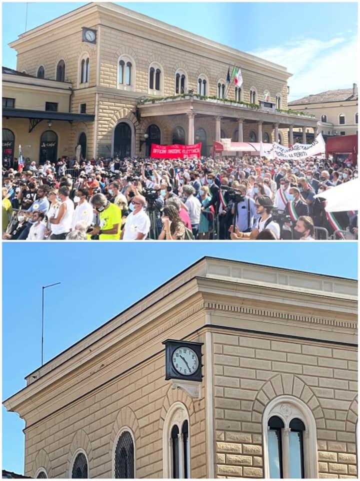 2 agosto 1980 / 2 agosto 2021 Bologna non dimentica
