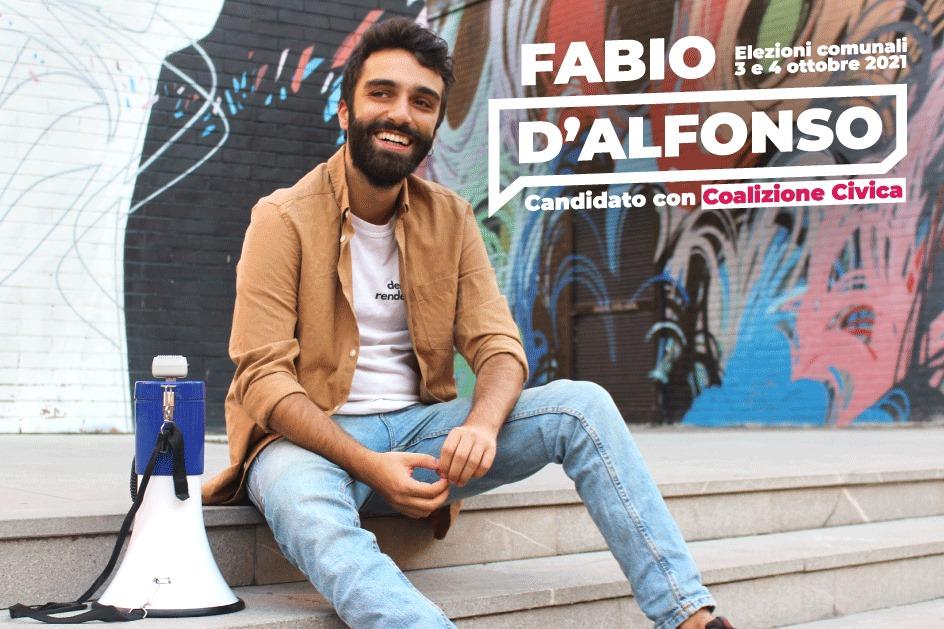 Diamo casa ai diritti con Fabio D'Alfonso!