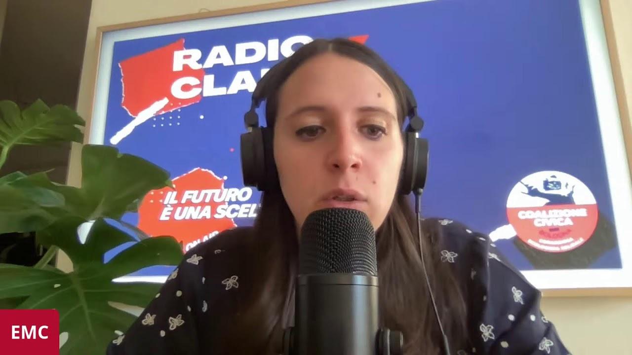 RADIO CLANCY – Puntata 02 con Giorgio Pirazzoli, Seyna Ndione e Anthony Chima.
