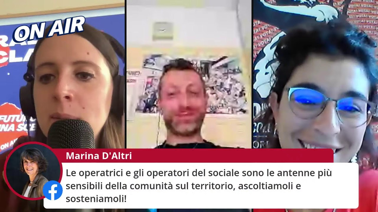 RADIO CLANCY – Puntata 04 con Enrico Gnudi, Ramona Ruggeri, Diego Tuzzolo