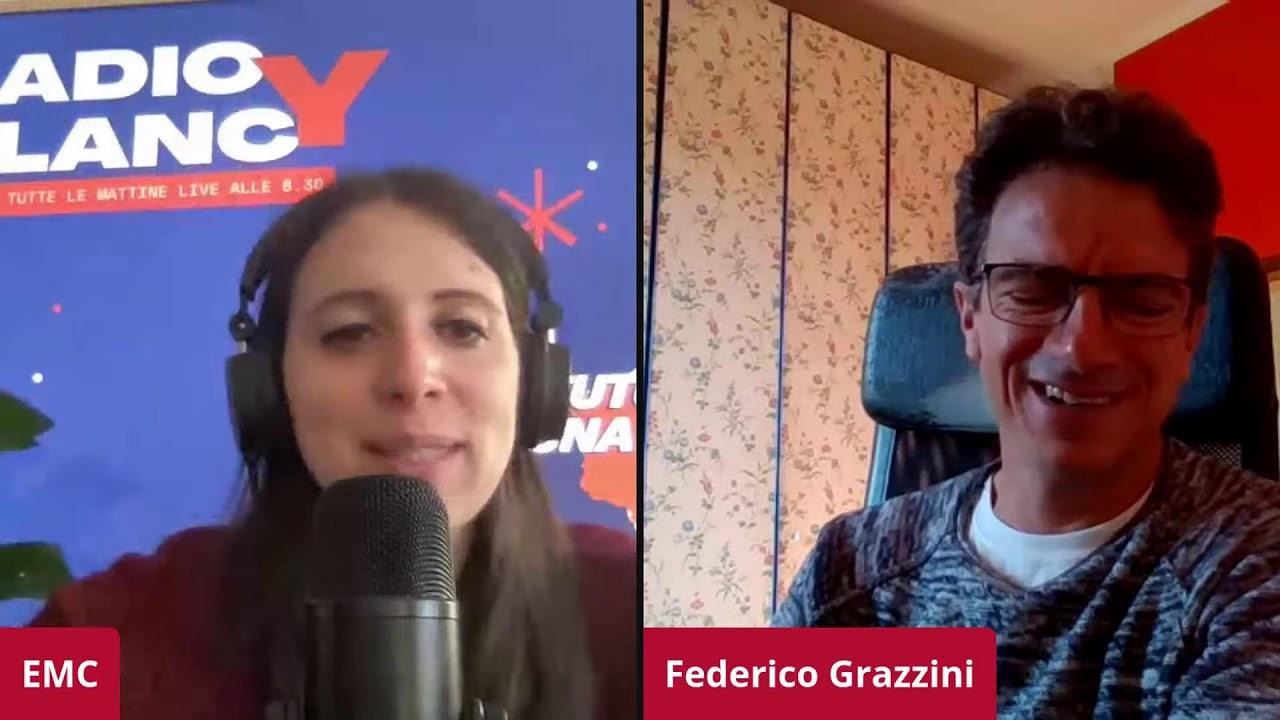 RADIO CLANCY – Puntata 06 con Riccardo Monticelli, Francesca Romana D'Amico, Marco Trotta e Gaia Masullo di Fridays For Future Bologna