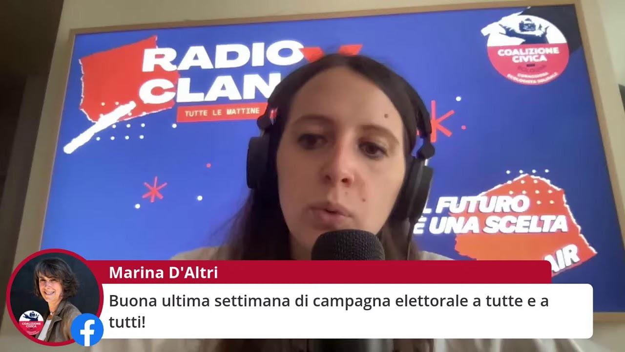 RADIO CLANCY – Puntata 10 con Nicola Longhi, Alessandro Barbieri, Simona Larghetti, Detjon Begaj, Gabriela Lima e CIMINI