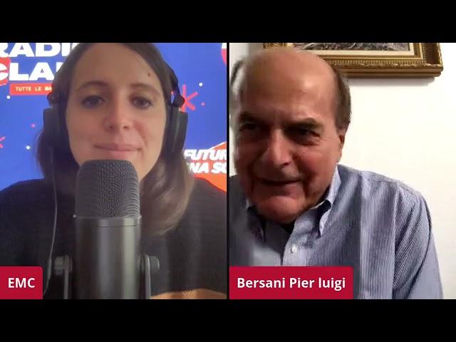 RADIO CLANCY – Emily Clancy intervista Pier Luigi Bersani