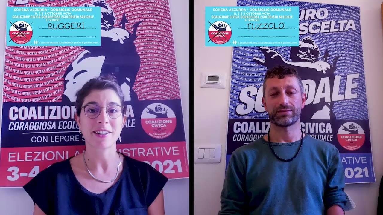 Ramona Ruggeri / Diego Tuzzolo intervista doppia!