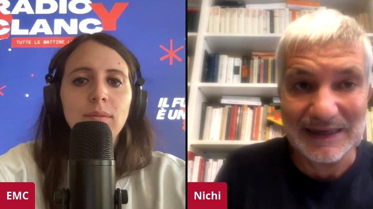 RADIO CLANCY – Emily Clancy intervista Nichi Vendola