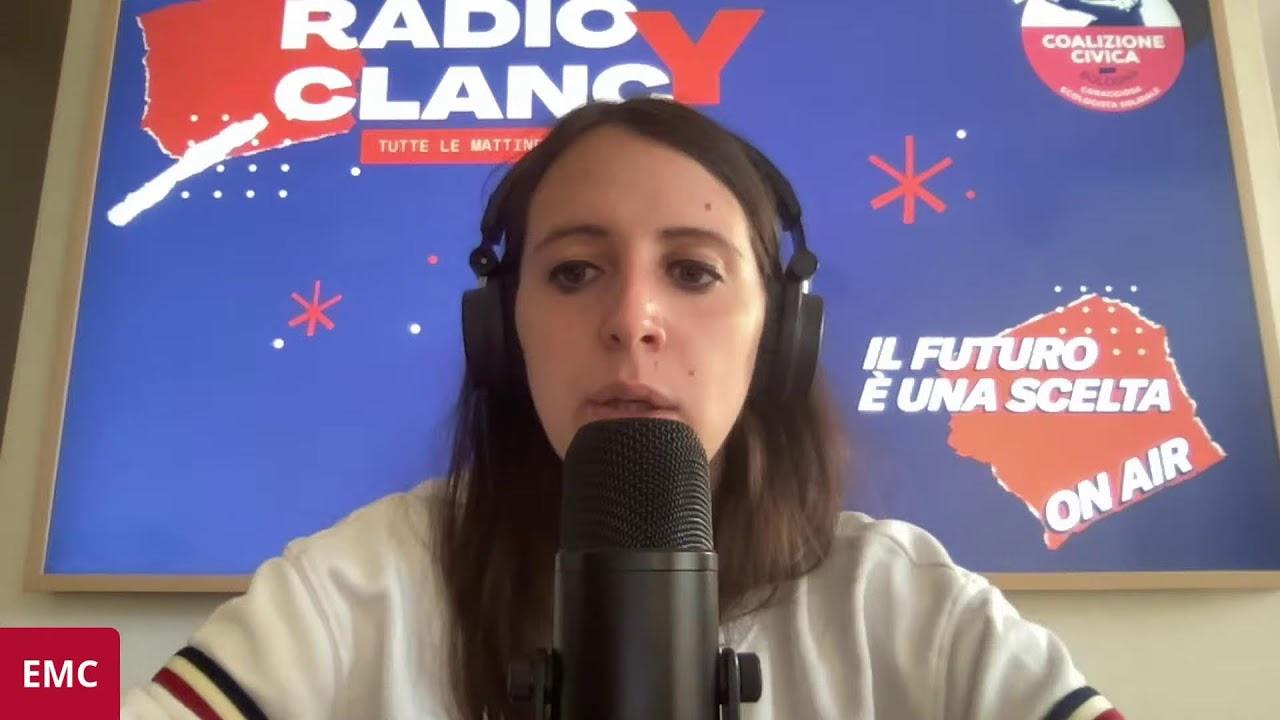 RADIO CLANCY – Puntata 14 con Elisa Sangiorgi, Francesca Delmonte, Paolo Brugnara, Giovanni Maini e Nichi Vendola